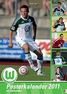 VFL Wolfsburg Posterkalender 2012