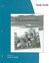 Study Guide for Mankiw's Principles of Microeconomics, 5th