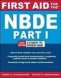 Steinbacher, D: First Aid for the NBDE Part 1, Third Edition