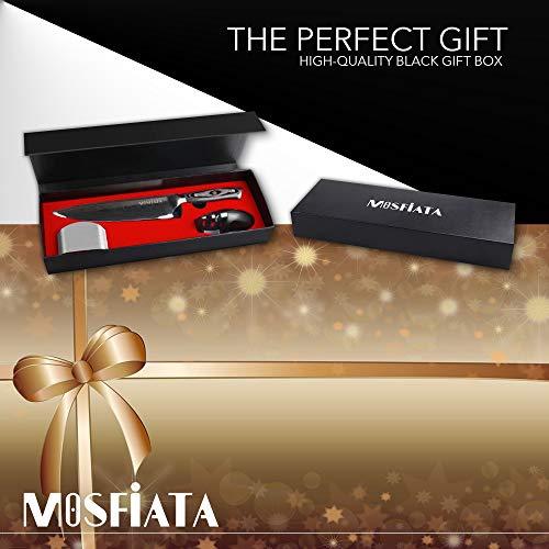 MOSFiATA Super Sharp Professional Chef's Knife