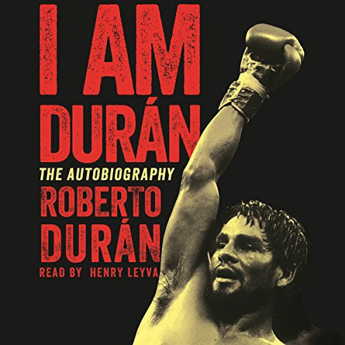 I Am Duran audiobook cover art