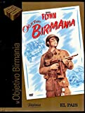 objetivo birmania dvd libro