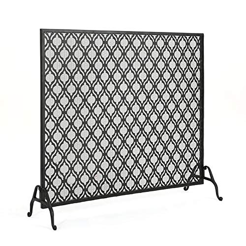 Learn More About Fireplace Screens Large Fire Screen Mesh Baby Safe, More Ornamental Spark Guard for...