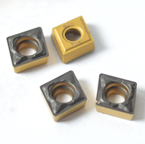 discount 10PCS CCMT 21.51-PF 4215 / CCMT 060204-PF 4215 Milling Carbide Cutting Inserts new arrival For CNC Lathe new arrival Turing Tool Holder Boring Bar online sale