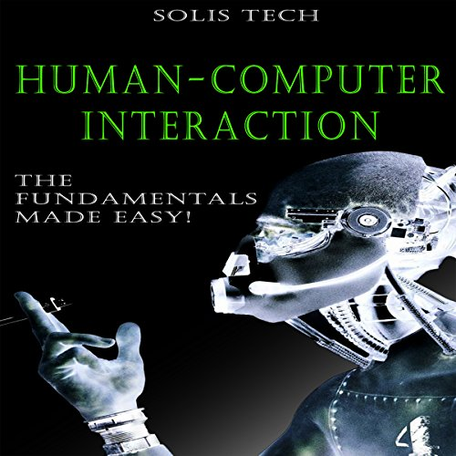 Human-Computer Interaction audiobook cover art