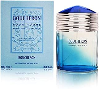 Boucheron pour Homme Fraicheur Limited Editions 100ml