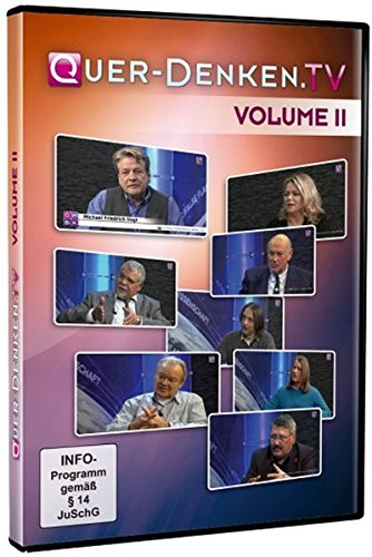 Quer-Denken.TV - Volume 2 [3 DVDs]