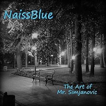 The art of mr. Simjanovic