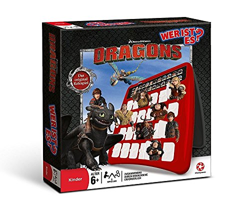 Winning Moves 10890 Dragons Spiel