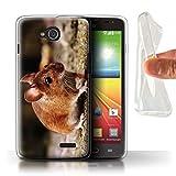 Stuff4 Phone Case for LG L90/D405 Cute Pet Animals