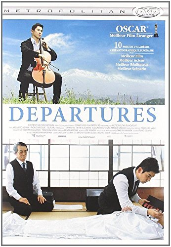 Departures [Francia] [DVD]
