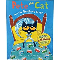 Constructive Playthings HR-308 Pete The Cat and The Bedtime Blues Grade: Kindergarten to 2 8.8 Height 0.45 Wide 11.35 Length [並行輸入品]