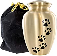 Trupoint Memorials Large Pet Urns for Small Animals - for Dogs and Cats up to 122 Pounds …
