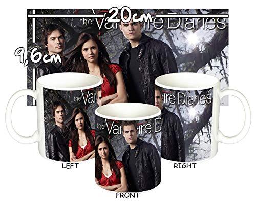 MasTazas Cronicas Vampiricas The Vampire Diaries D Tasse Mug