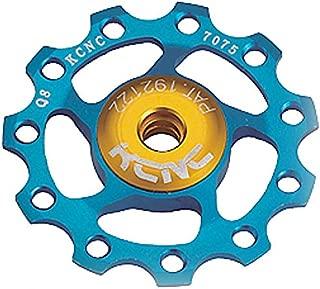 KCNC Jockey Wheel gear accessories 11T, SS-Bearing blue