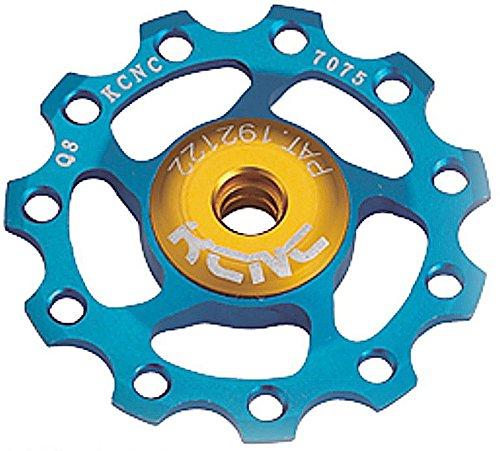 KCNC Jockey Wheel Ultra - Roldana de cambio - 11 dientes azul 2014 Piezas de cambios y accesorios