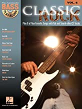 Classic Rock: Bass Play-Along Volume 6 (Hal Leonard Bass Play-Along)