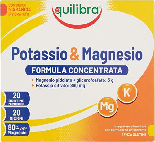 Equilibra Potassio & Magnesio - 20 Bustine