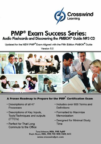 PMP Exam Success Series: MP3 Audio Flashcards and Discovering the PMBOK Guide
