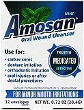 Amosan Oral Wound Cleanser