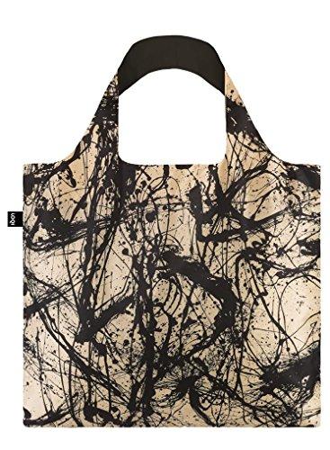 LOQI Museum Jackson Pollock Number 32, 1950 Bag Einkaufstasche