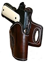 Right Hand - Tucker & Byrd Leather Texas Short Stroke Belt Holster - 5