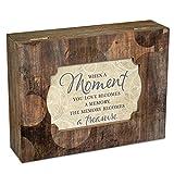 Cottage Garden Moment Love Memories Treasure Wooden Decoupage Keepsake Music Box Plays You Light Up My Life