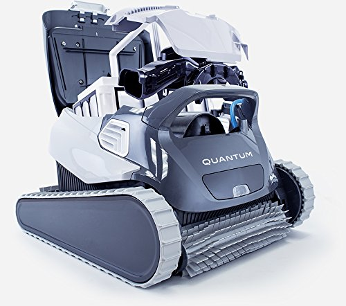 Key Features of the Dolphin Quantum Robotic Pool Cleaner