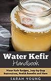 Water Kefir Handbook: Water Kefir Recipes, Step-by-Step Instructions, Health Benefits and More (Water Kefir Recipes, Water Kefir for Beginners, Fermented Drinks, Fermented Foods Book 1)