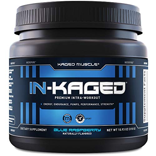 Kaged Muscle in-KAGED Intra Workout Drink (Blue Raspberry)