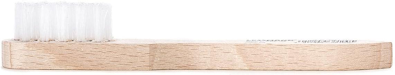 Lessmann Bougieborstel 150 x 15 mm 3 x 5/6 rijen nylon PA glad 0,30 mm, 125251EZ