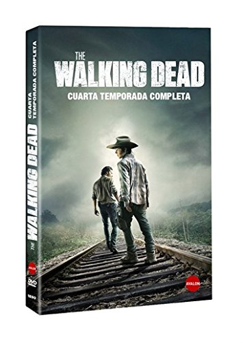 The Walking Dead (4ª temporada) DVD