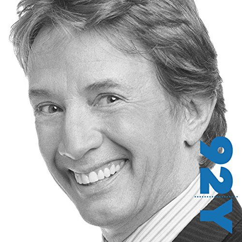 Martin Short with Dick Cavett at the 92nd Street Y audiobook cover art