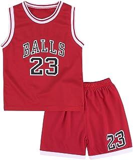 ملابس رياضية للأطفال الصغار 2 قطعة تانك توب جيرسي وشورت مجموعة بوي جيرل سمر بدون أكمام طباعة الملابس