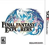 Final Fantasy Explorers - Nintendo 3DS by Square Enix [並行輸入品]
