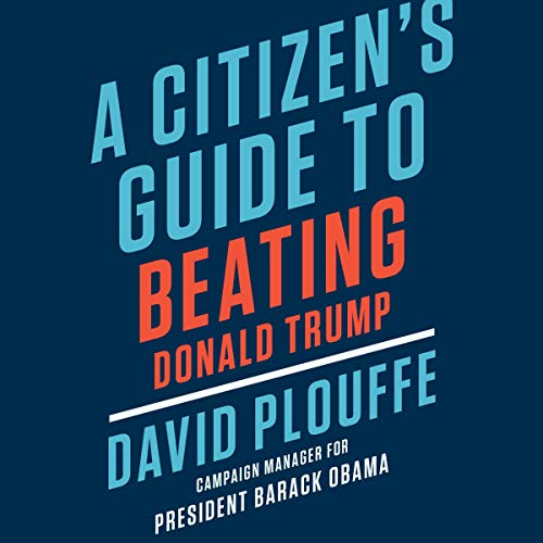 A Citizen's Guide to Beating Donald Trump  By  cover art