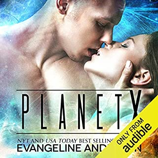Planet X cover art