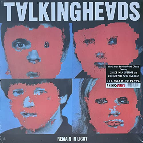 REMAIN IN LIGHT (2005 REMASTERED EDITION)