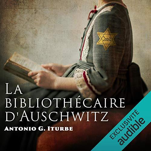 Couverture de La bibliothécaire d'Auschwitz