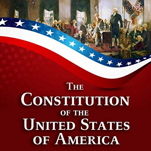 The Constitution of the United States of America copertina