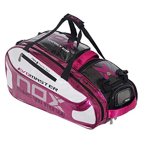 La mejor mochila de padel de mujer: Nox Thermo Woman 16