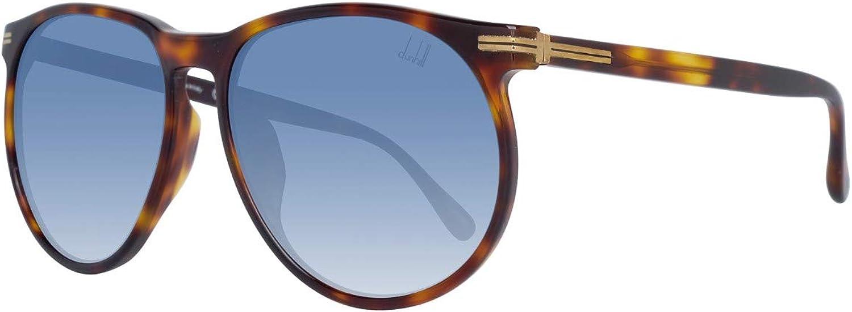 Dunhill SDH016 748 Tortoise SDH016 Tortoise 0748 58 Round Sunglasses Lens Categ