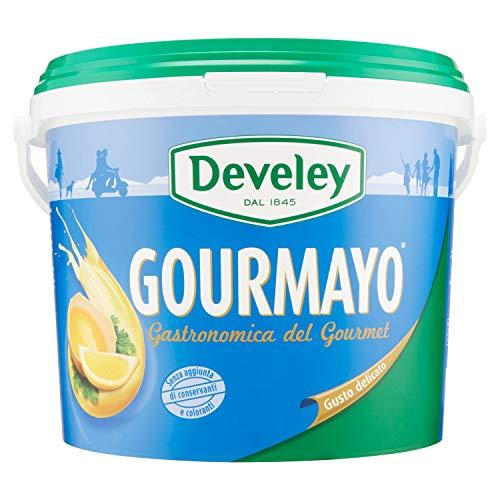 Develey Maionese Gourmay, Grande Formato, 5kg