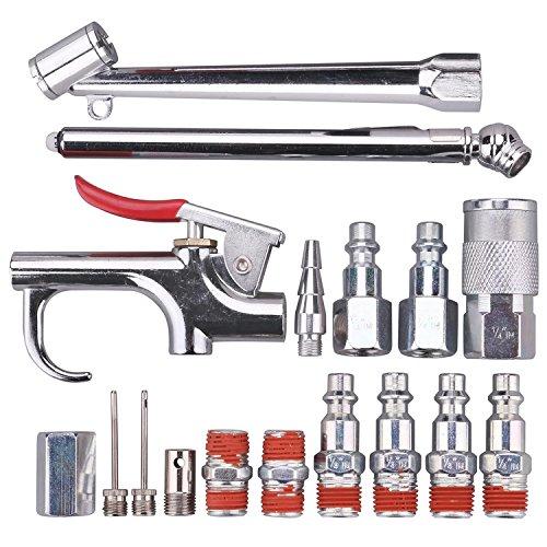 WYNNsky Air Tool And Accessory Kit,1/4