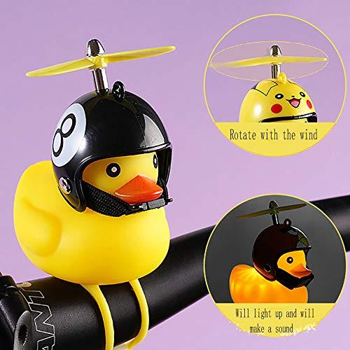 gengyouyuan Pato de la Seguridad de la Bicicleta eléctrica eddy