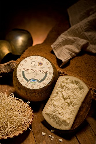 3.5 kg - Sardinian cheese, with an ancient tradition. Dairy sheep bred in pastures brade extraordinarily rich in Mediterranean herbs