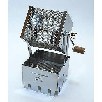 アウベルクラフト・遠赤コーヒー焙煎キット(M-2K):マルチタイプ2.5mmメッシュ