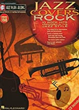 Jazz Covers Rock - Jazz Play-Along Volume 158 (Cd/Pkg) (Hal Leonard Jazz Play-Along) (2011-11-01)