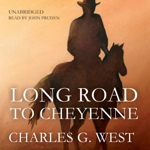 Long Road to Cheyenne audiobook cover art