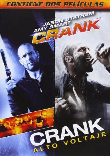 Crank / Crank: Alto Voltaje - Set [DVD]